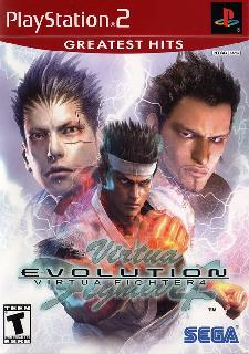 Screenshot Thumbnail / Media File 1 for Virtua Fighter 4 - Evolution (USA)