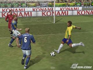 Screenshot Thumbnail / Media File 1 for Winning Eleven - Pro Evolution Soccer 2007 (USA) (En,Fr,De,Es,It)