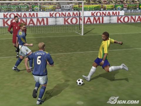 تحميل لعبة كرة القدم بيس 7 - Pro Evolution Soccer 2007