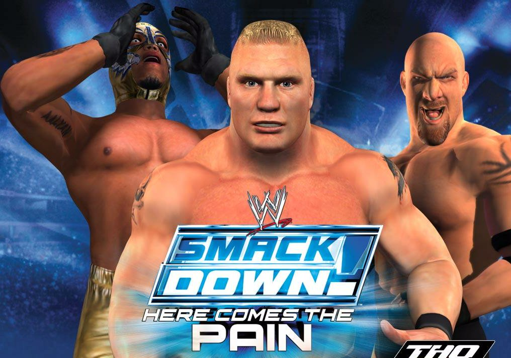 smackdown here comes the pain pc bios instmank