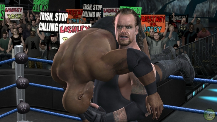 Wwe raw vs smackdown 2008 pc game free download