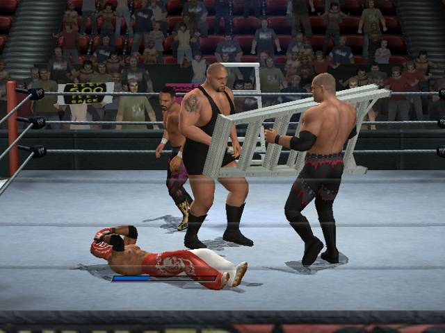 WWE SmackDown vs. Raw 2011 (USA) (En,Fr,Es) ISO < PS2 ISOs | Emuparadise