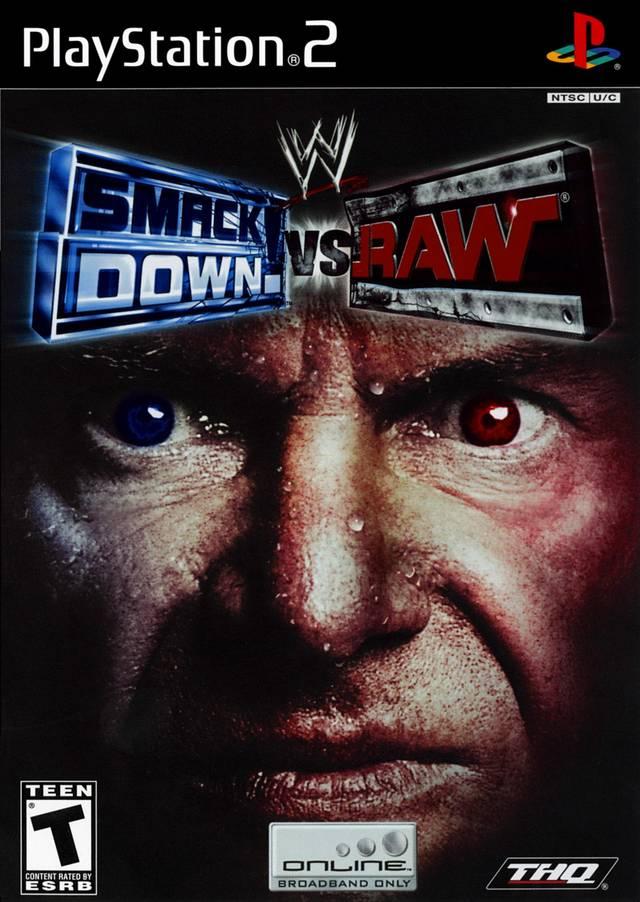 WWE SmackDown! vs  Raw (USA) ISO < PS2 ISOs   Emuparadise
