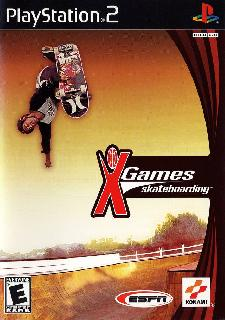 Screenshot Thumbnail / Media File 1 for X Games Skateboarding (USA)