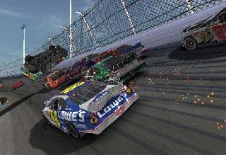 Screenshot Thumbnail / Media File 1 for NASCAR 06 - Total Team Control (USA)