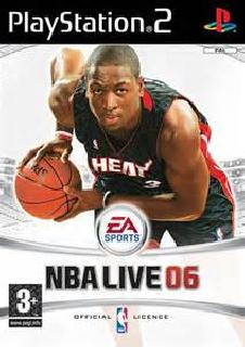 Screenshot Thumbnail / Media File 1 for NBA Live 06 (USA)