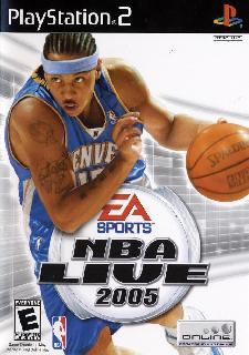 Screenshot Thumbnail / Media File 1 for NBA Live 2005 (USA)