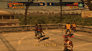 Screenshot Thumbnail / Media File 1 for NBA Street Vol. 2 (USA)