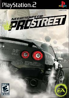 Screenshot Thumbnail / Media File 1 for Need for Speed - ProStreet (USA)
