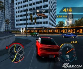 Screenshot Thumbnail / Media File 1 for Need for Speed - Undercover (USA) (En,Fr,Es)