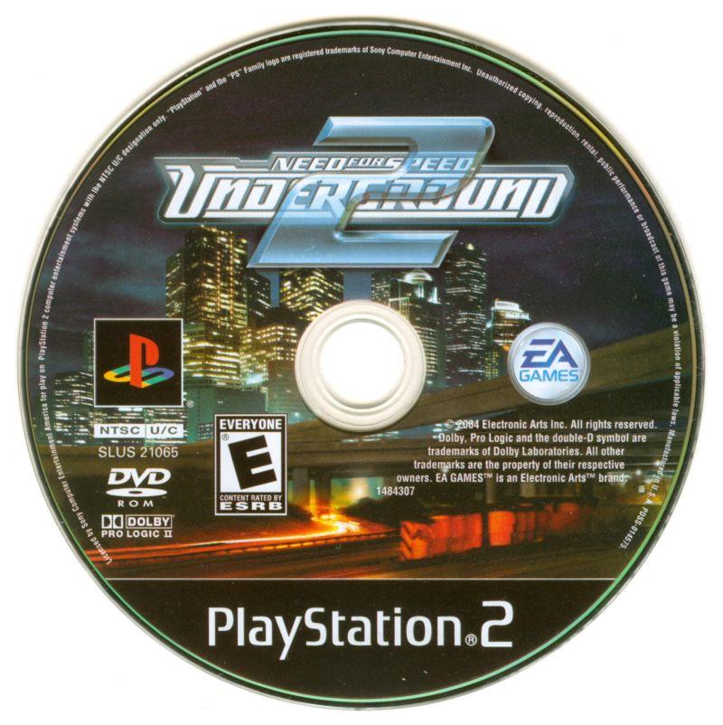 Need For Speed Underground 2 Usa Iso Ps2 Isos Emuparadise
