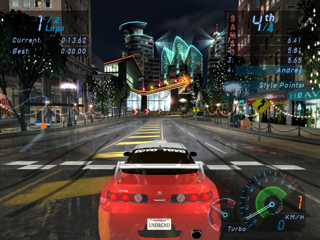 Screenshot Thumbnail Media File 1 For Need Speed