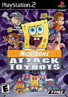Screenshot Thumbnail / Media File 1 for Nicktoons - Attack of the Toybots (USA)
