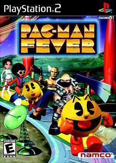 Screenshot Thumbnail / Media File 1 for Pac-Man Fever (USA)