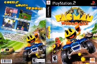 Screenshot Thumbnail / Media File 1 for Pac-Man World Rally (USA)