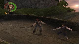 Screenshot Thumbnail / Media File 1 for Pirates of the Caribbean - The Legend of Jack Sparrow (USA)