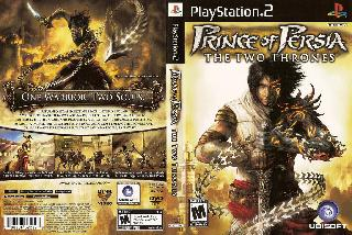 Screenshot Thumbnail / Media File 1 for Prince of Persia - The Two Thrones (USA) (En,Fr,Es)