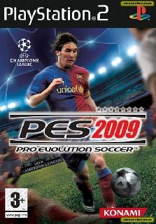 Screenshot Thumbnail / Media File 1 for Pro Evolution Soccer 2009 (USA) (En,Fr,Es,Pt)