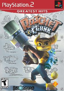 Screenshot Thumbnail / Media File 1 for Ratchet & Clank (USA) (En,Fr,De,Es,It)