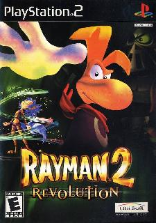 Screenshot Thumbnail / Media File 1 for Rayman 2 - Revolution (USA)