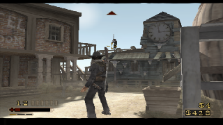 Screenshot Thumbnail / Media File 1 for Red Dead Revolver (USA)