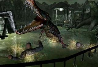 Screenshot Thumbnail / Media File 1 for Resident Evil - Outbreak - File #2 (USA)