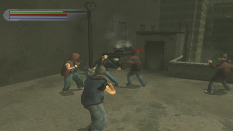 Rise to Honor (USA) (En,Zh) ISO < PS2 ISOs | Emuparadise