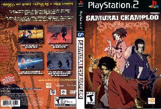 Screenshot Thumbnail / Media File 1 for Samurai Champloo - Sidetracked (USA)