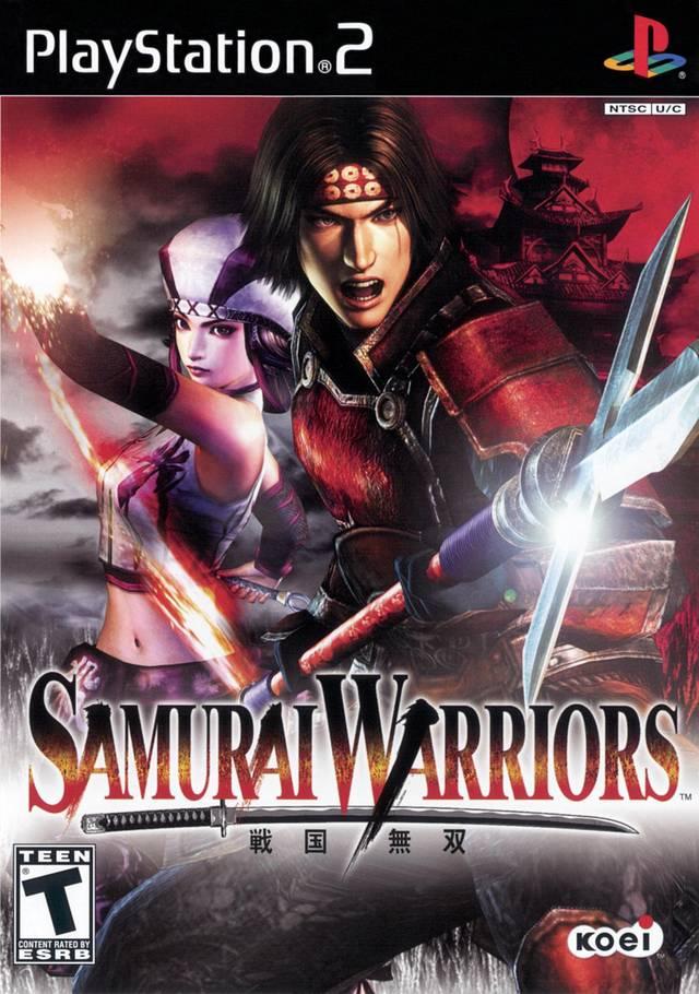 Samurai warriors ps2 скачать торрент
