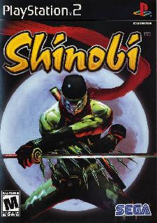 Screenshot Thumbnail / Media File 1 for Shinobi (USA) (En,Ja)