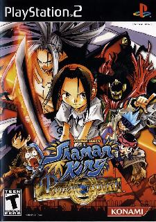 Screenshot Thumbnail / Media File 1 for Shonen Jump's Shaman King - Power of Spirit (USA)
