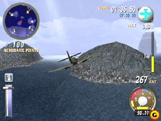 Screenshot Thumbnail / Media File 1 for Sky Odyssey (USA)