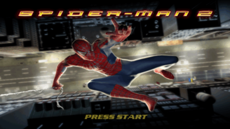 spiderman 2 usa iso