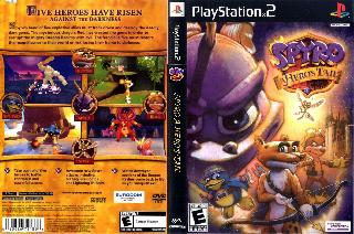 Screenshot Thumbnail / Media File 1 for Spyro - A Hero's Tail (USA)