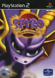Screenshot Thumbnail / Media File 1 for Spyro - Enter the Dragonfly (USA)