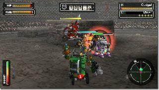 Screenshot Thumbnail / Media File 1 for Steambot Chronicles (USA)
