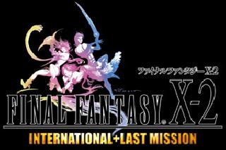 Screenshot Thumbnail / Media File 1 for Final Fantasy X-2 International + Last Mission (Japan)