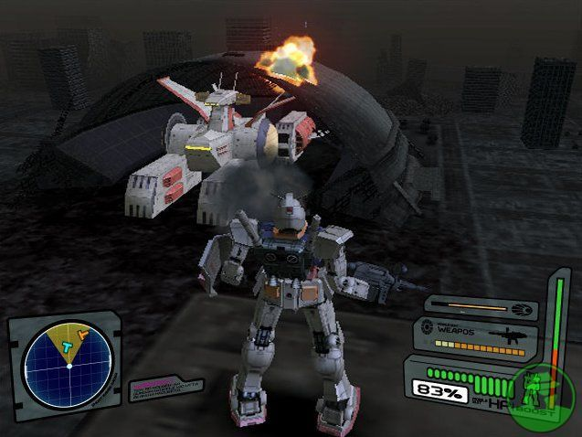 Mobile Suit Gundam (Japan) ISO < PS2 ISOs | Emuparadise