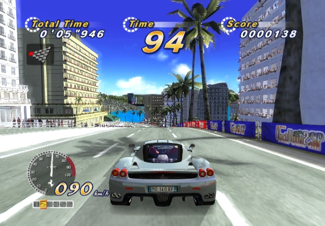 OutRun 2 SP (Japan) ISO < PS2 ISOs   Emuparadise