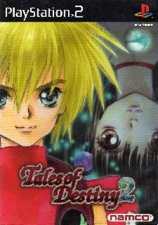 Screenshot Thumbnail / Media File 1 for Tales of Destiny 2 (Japan) (v1.01)