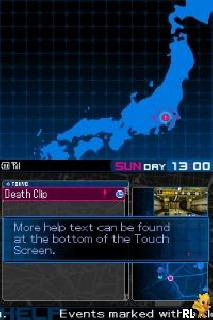 Screenshot Thumbnail / Media File 1 for Shin Megami Tensei - Devil Survivor 2 (U)