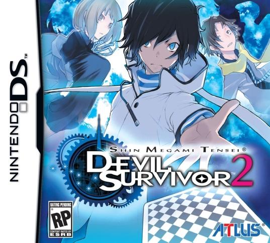 SMT: Devil Survivor 1 y 2 +Emulador[NDS] [ENG/ESP] [MG-MF]