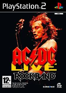 Screenshot Thumbnail / Media File 1 for AC-DC Live - Rock Band (Europe) (En,Fr,De,Es,It)