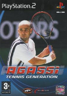 Screenshot Thumbnail / Media File 1 for Agassi Tennis Generation (Europe) (En,Fr,De,Es,It)
