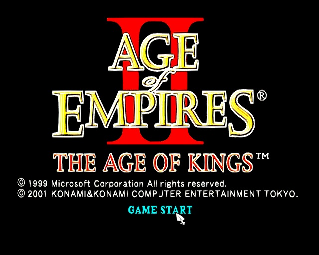 Screenshot Thumbnail / Media File 2 for Age of Empires II - The Age of Kings