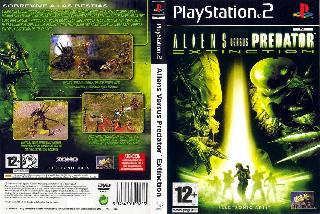 Screenshot Thumbnail / Media File 1 for Aliens Versus Predator - Extinction (Europe)
