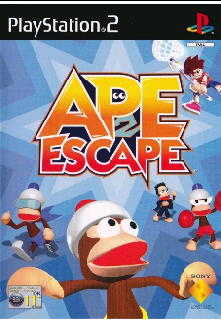 Screenshot Thumbnail / Media File 1 for Ape Escape 2 (Europe)