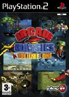 Arcade Classics Volume 1 (Europe) ISO < PS2 ISOs | Emuparadise