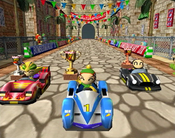 Bomberman kart europe en fr de iso - Dx images download ...