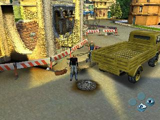 Screenshot Thumbnail / Media File 1 for Broken Sword - The Sleeping Dragon (Europe, Australia) (En,Es,It)